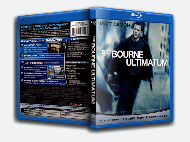 Bourne ������ Bluray