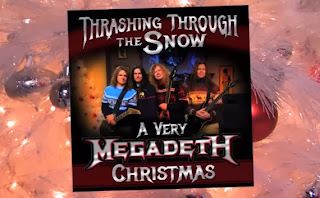 Thrashing Through The Snow: A Very Megadeth Christmas