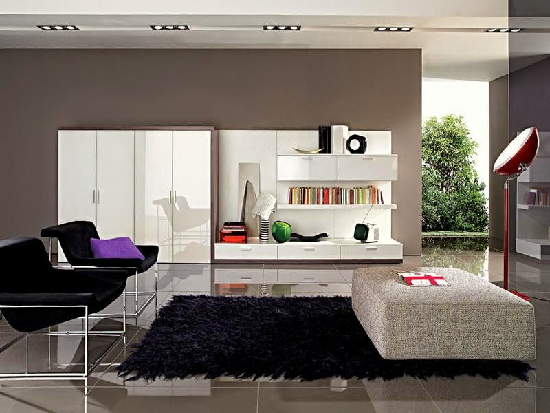 conseils d co et relooking 16 salons marocain modernes. Black Bedroom Furniture Sets. Home Design Ideas
