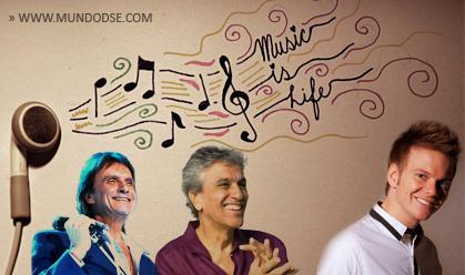 Top 10 artistas brasileiros mais ouvidos fora do país