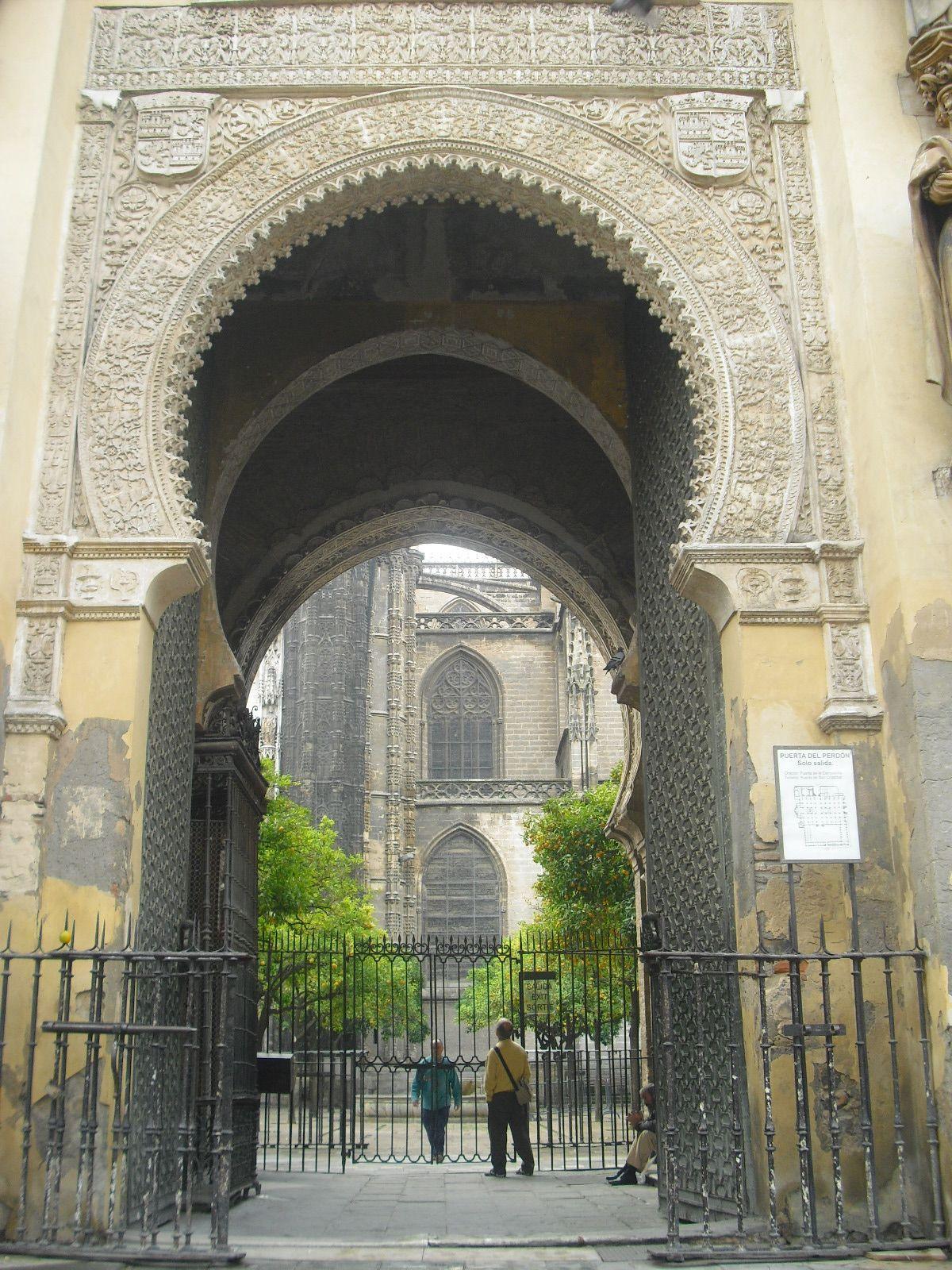 Andalsur excursiones la catedral de sevilla - Puertas de interior en sevilla ...