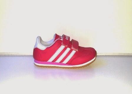 Sepatu Adidas Samba Anak merah murah,grosir Sepatu Adidas Samba Anak