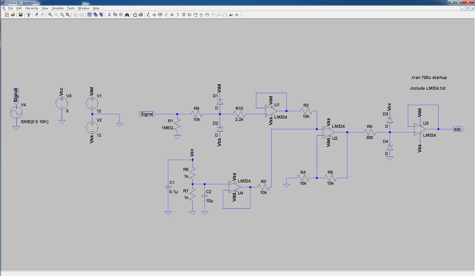 Girino - Fast Arduino Oscilloscope Electronic
