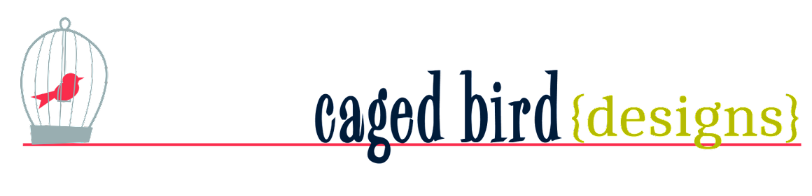caged bird designs