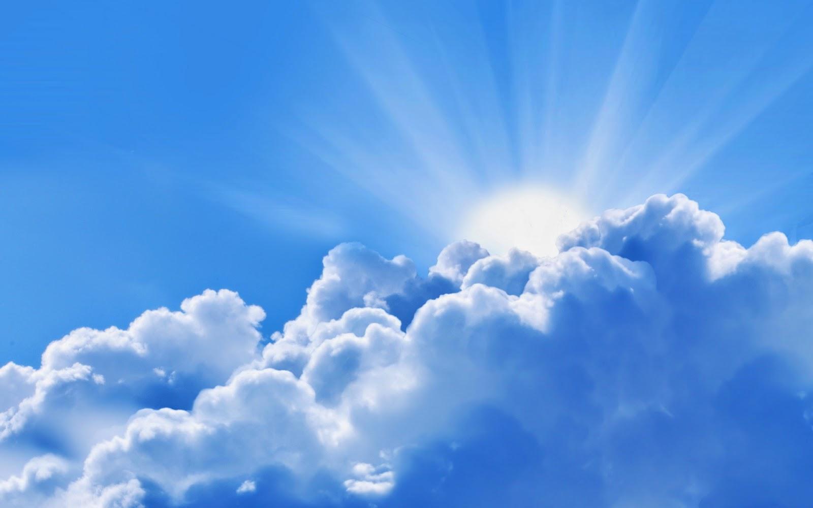 pemandangan awan wallpaper   pemandanganoce