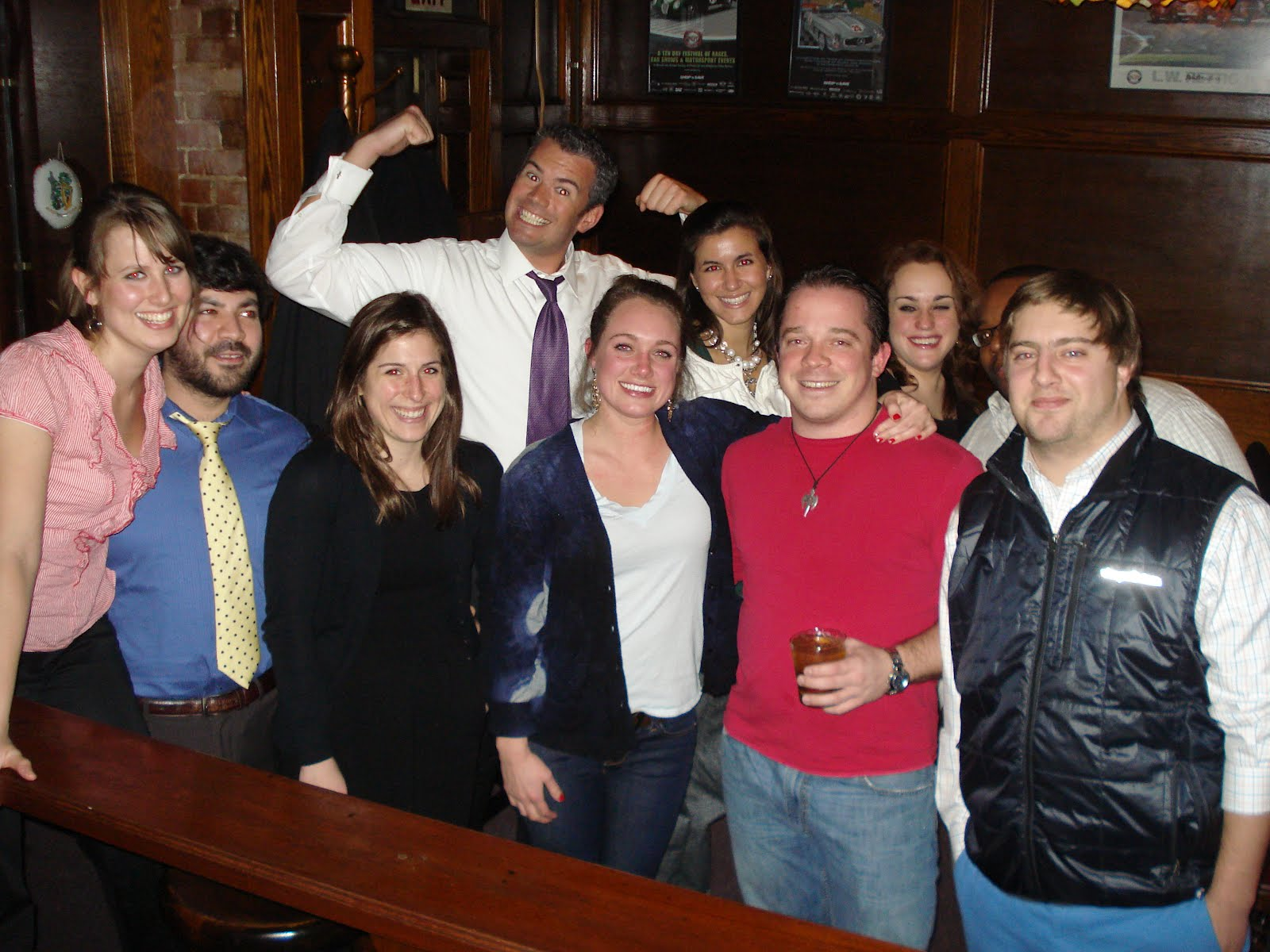 Pittsburgh Happy Hour: Grant Street Tavern