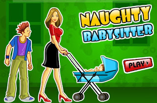 Naughty Babysitter awesome and funny simulation online games free