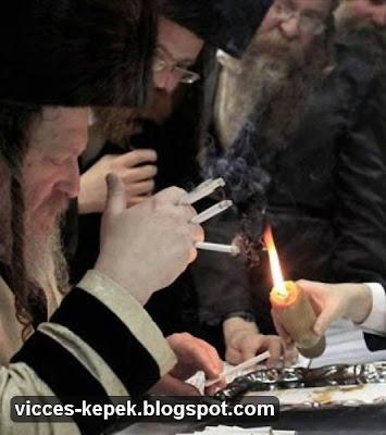 zsidó buli