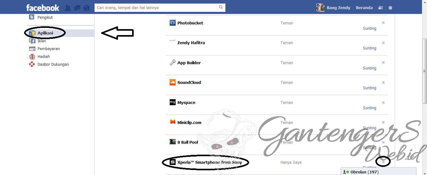Cara Menghilangkan SPAM Koment Sendiri di Facebook