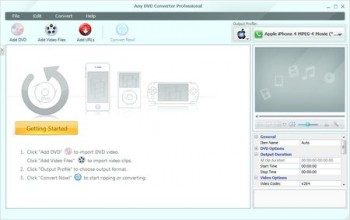 Download | Any DVD Converter Professional 4.6.0 (Portable) | Full Version