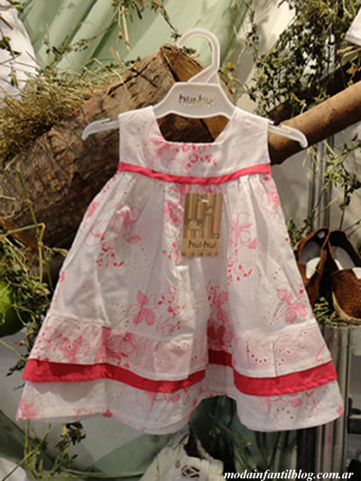 moda nenas verano 2014 vestidos hui hui