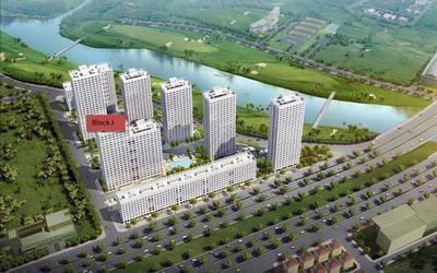 40 căn hộ Happy Valley trên tổng số 60 căn block J đã có chủ