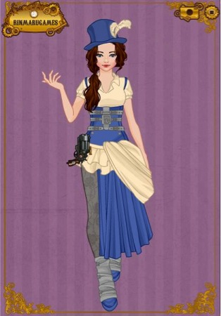 Steampunk Disney Costumes EPBOT: Steampunk Disne...