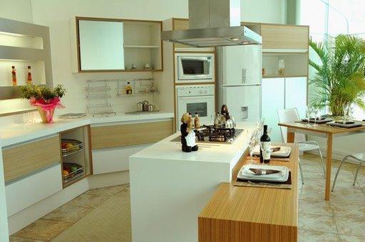 cozinhas planejadas 8 TOP 10 cozinhas dos sonhos.