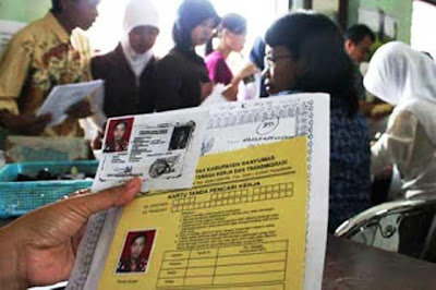 Syarat Pendaftaran CPNS 2013