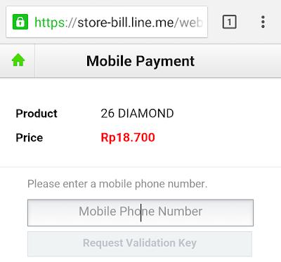Diamond Mobile Payment