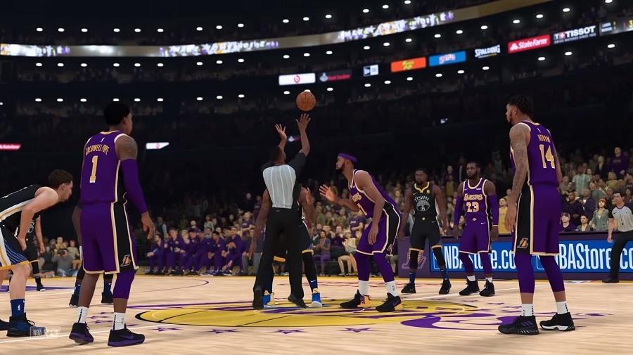 NBA 2k19 Torrent Imagem