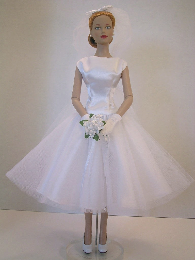 Diane On Whidbey Island Funny Face Wedding Dress