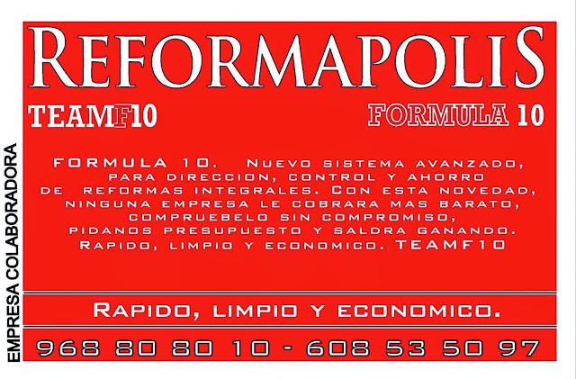 Reformapolis - Reformas