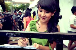 cantik, cewek, blink, girlband, indonesia, artis
