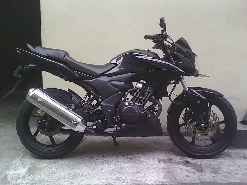 Modifikasi Honda Verza