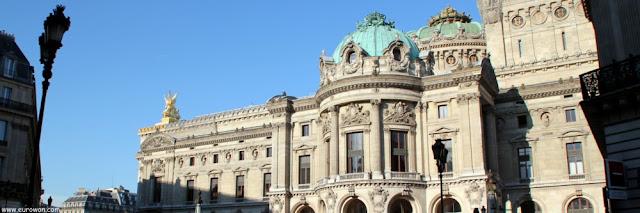 Palacio de la Ópera de París