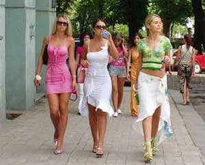 Perempuan Ukraine