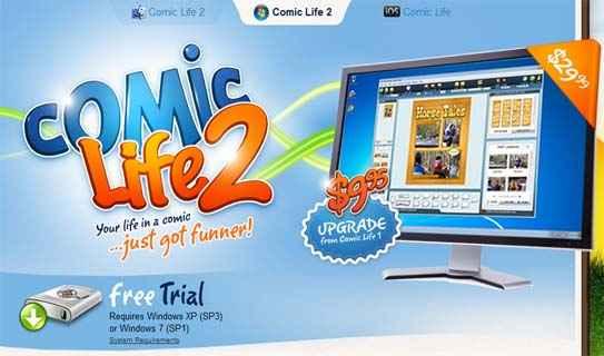 Comic Life 2 [Planet Free]