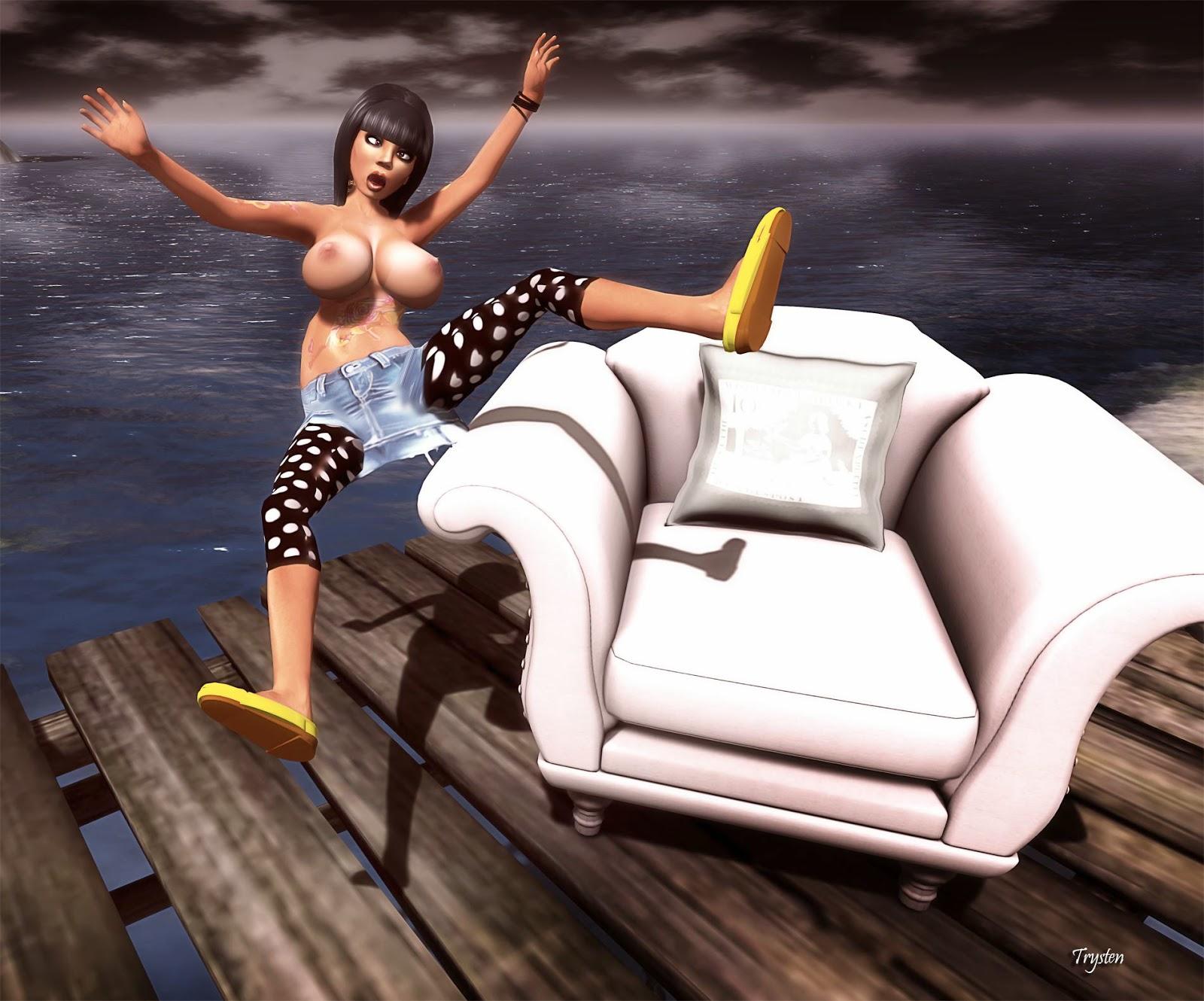 The Chair - Minali.