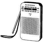 De rádio na mão