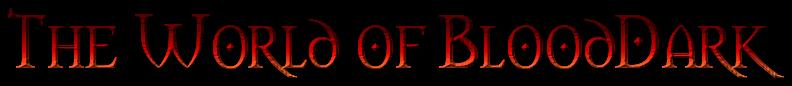 The World of BloodDark