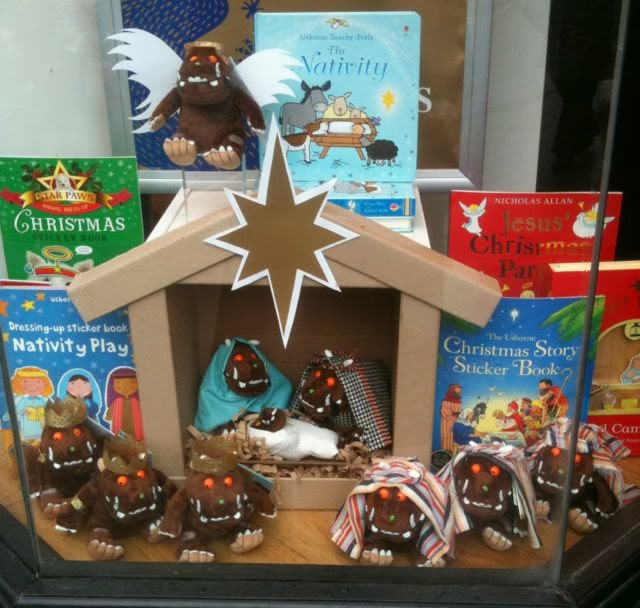 Gruffalo Nativity