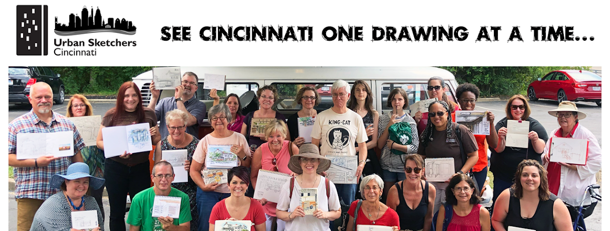 Urban Sketchers Cincinnati