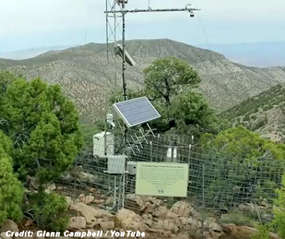 Area 51 'Weather Stations' - What Are They Really For?