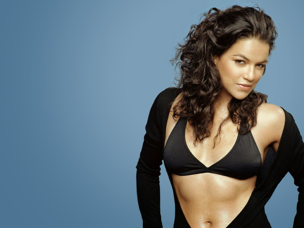 Michelle Rodriguez button