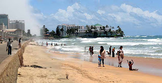 Coastal belt from Galle Face to Mount Lavinia to be developed