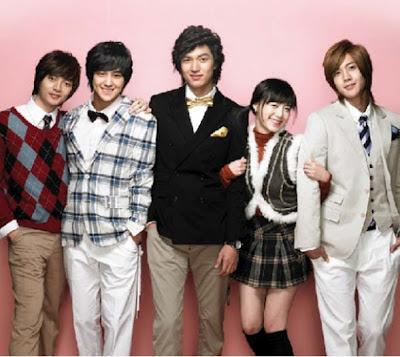 Con Los chicos son mejores que las flores, una telenovela coreana de ...