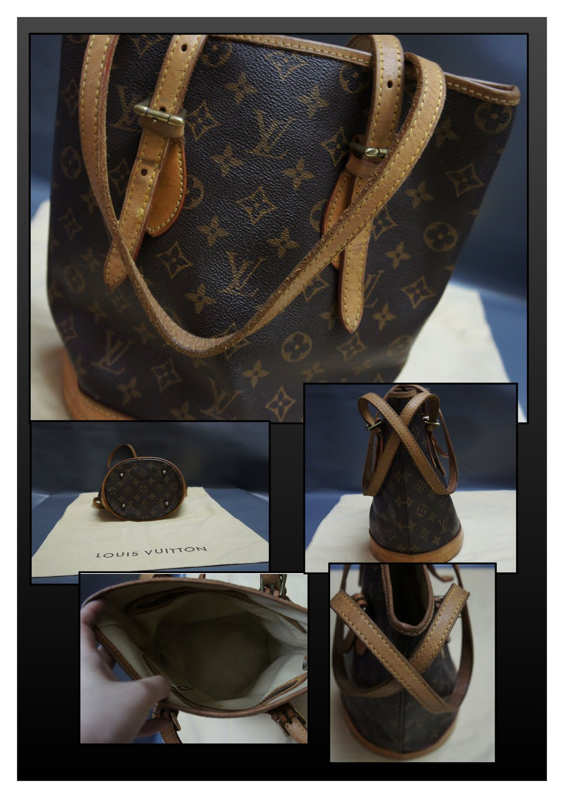 authentic LV and CHANEL pre-owned bags for SALE.