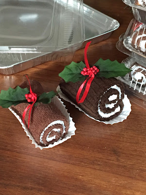 swiss roll gift idea