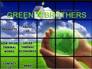 Green Brothers Solar - sales, installation ; training in renewable technologies
