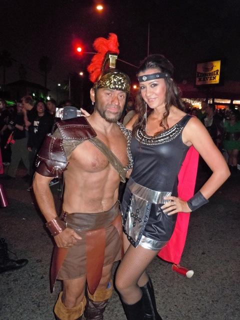 WEHO Halloween Carnaval Romans