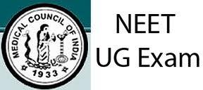 NEET UG Online application 2013