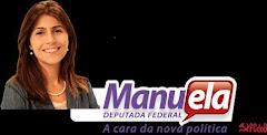 Dep. Federal MANUELA D´ÁVILA Clique e acesse o site do Mandato