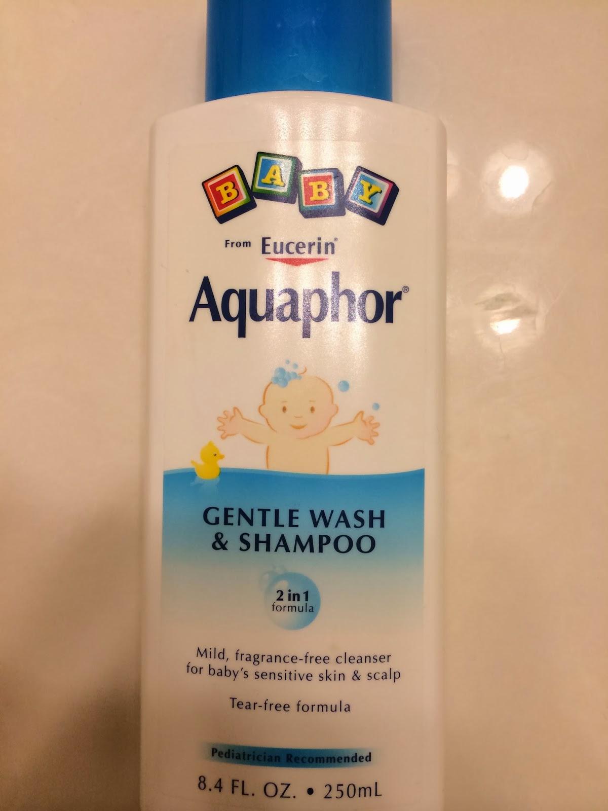 aquaphor gentle wash