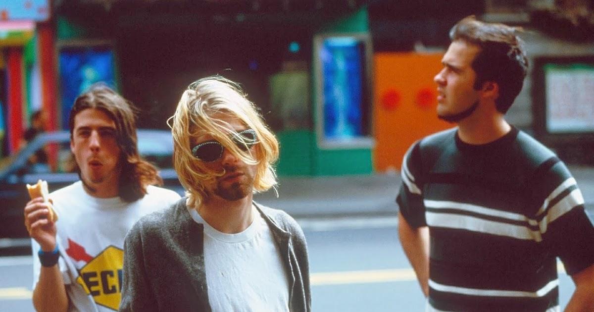 Nirvana 1993 Vintage Everyday