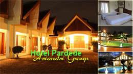 Hotel Pardede Puncak