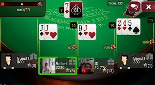 BlackJack 21 Live - Casino