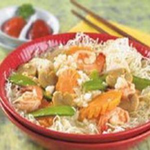 resep masakan mak nyuus resep masakan soun siram seafood