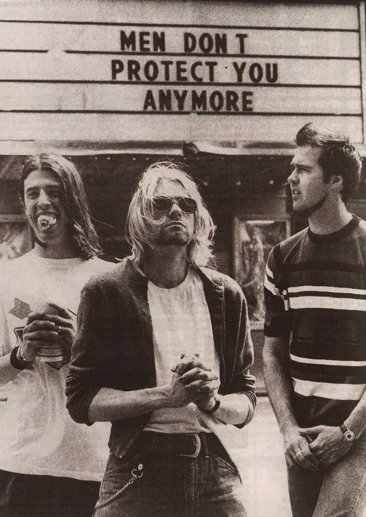 Nirvana 1993 vintage everyday for House music 1993
