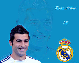 Raul Albiol Wallpaper 2011 2
